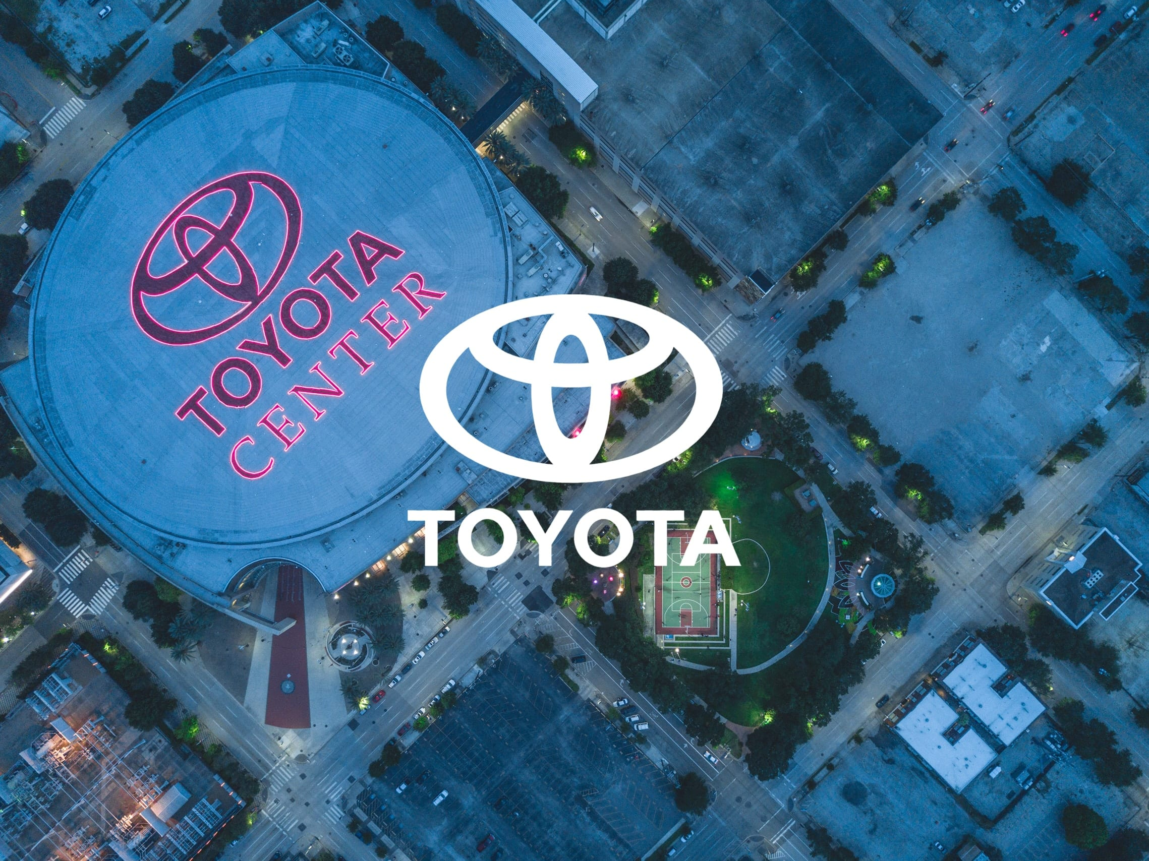 Hosting for Toyota: infrastructure as a service