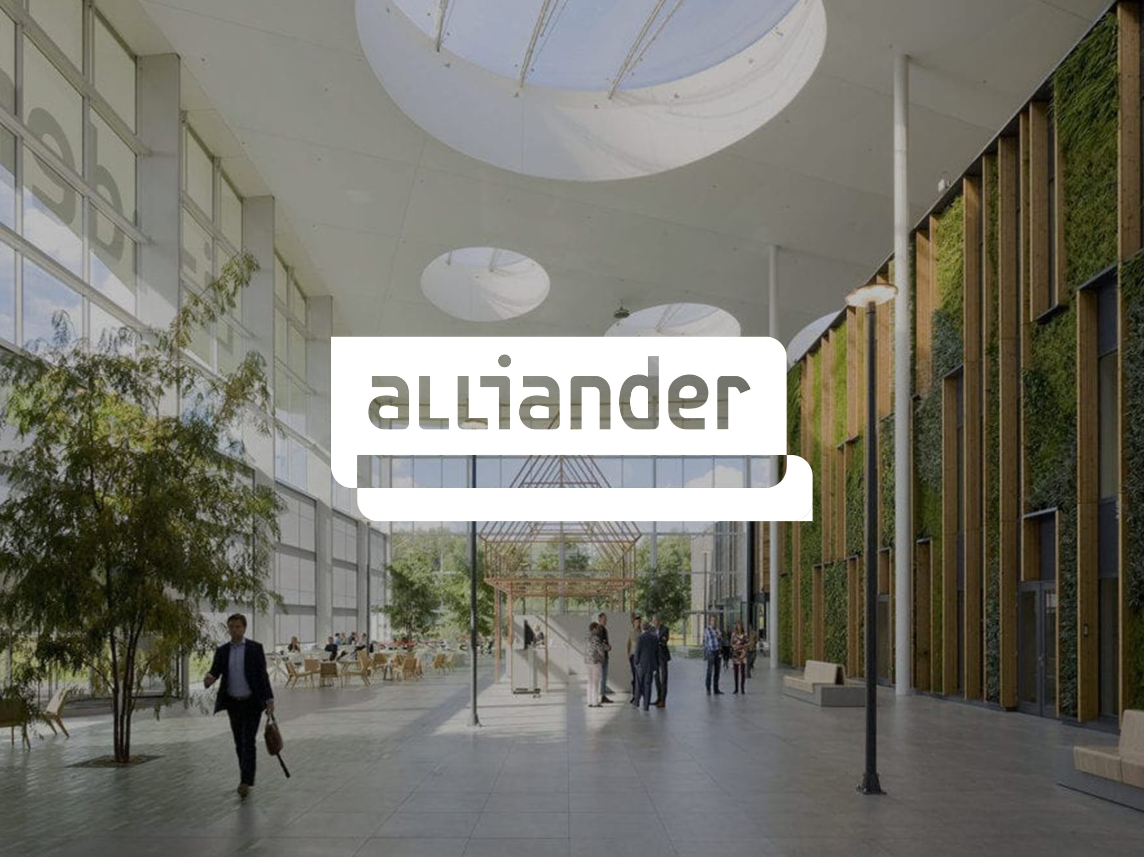 Alliander: A transition to succes