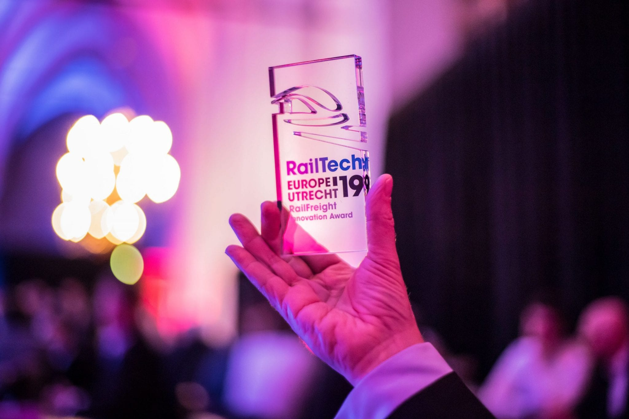 OXplus Capacity Planner nominated for a RailTech Innovation Award